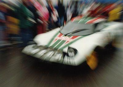 Lancia Stratos Replica