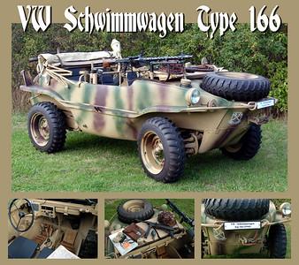 VW Type 166 Schwimmwagen