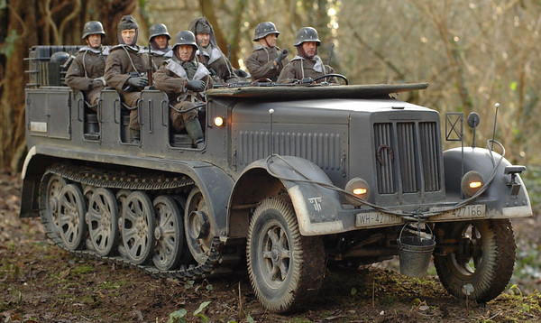 Armortek Halftrack in Detail